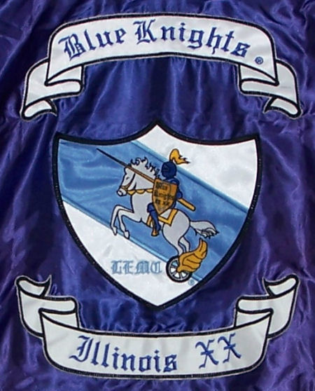 Illinois XX Chapter Vest Colors