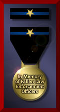 In Memory of fallen officers